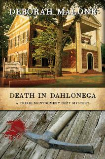 Dahlonega Cover