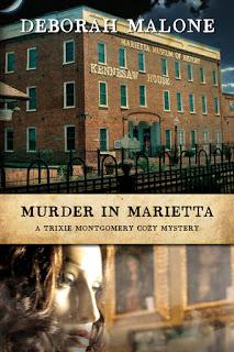 Marietta Cover